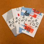 """Alvarado, """"Rulebooks (No. 08, 22, 37, 58)"""""""
